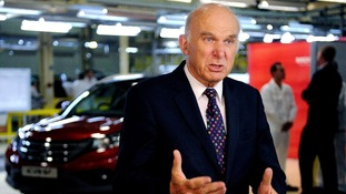 Vince Cable to 'cut back on red tape' in health and safety shake-up
