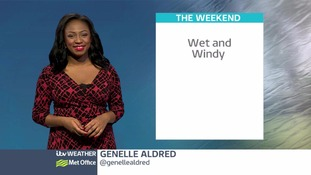 Weather update: Rain tonight and tomorrow, with strong winds