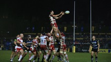 Gloucester win West Country derby over Bath