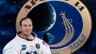Edgar Mitchell, the sixth man on the moon, has died at the age of 85