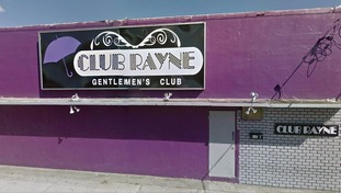 The shooting was reported to have taken place at Club Rayne in Tampa.