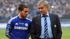 Hazard Mourinho