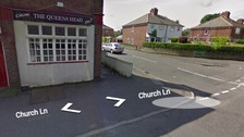 Investigation launched after man dies outside pub