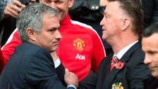 Manchester United quiet over Mourinho reports