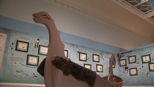 Dragon inspired exhibition aimed at getting children reading