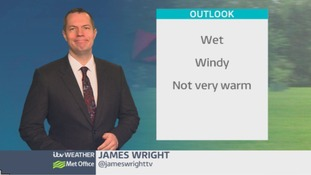 Wales weather: Heavy rain and strong winds this Saturday