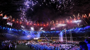 The Paralympic Closing Ceremony
