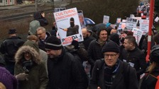 Birmingham protest by right-wing movement Pegida passes off without major incident