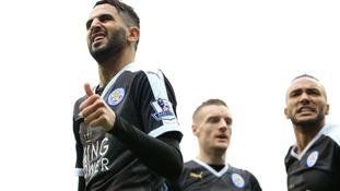 Premier League report: amazing Leicester stun Man City