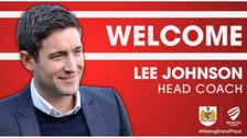Bristol City appoint Lee Johnson as manager