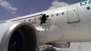 Officials said the bomb was intended to kill all those on board the plane