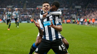 Premier League match report: Newcastle United 1-0 West Bromwich Albion