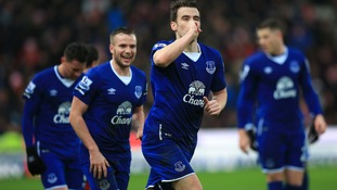 Premier League match report: Stoke City 0-3 Everton