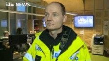 Solihull Police Commander, Chief Superintendent Alex Murray