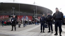 Stade de France reopens for first time since terror attacks