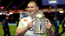 England win Calcutta Cup with powerful display in Scotland