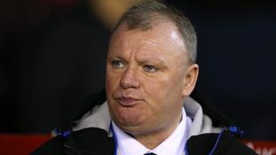Steve Evans frustrated after Leeds' unbeaten run ends