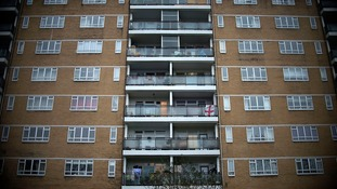 Thousands in social housing 'unable to afford market rents'