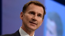 Health Secretary sets out £4bn plan for 'paperless NHS'