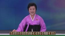 North Korea's state television