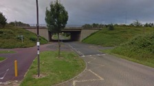 Schoolgirl claims she had to fight off a man who tried to grab her in Milton Keynes