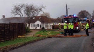 Investigation launched after two killed in house fire