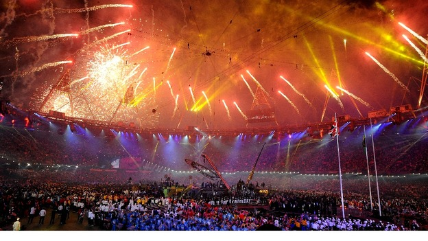 Paralympics Closing Ceremony