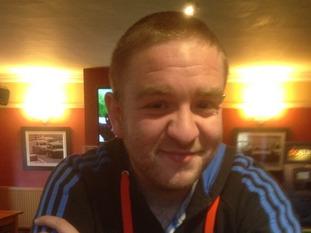 Ricky Adams was last seen in Mildenhall.