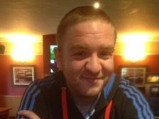Ricky Adams was last seen in Mildenhall.