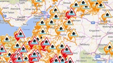 People across West Country told to expect flooding