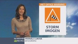 All eyes on Storm Imogen, with commuters warned to expect widespread disruption