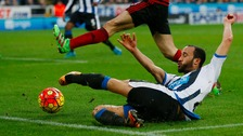Andros Townsend 'humbled' by reception at St James' Park
