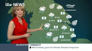 Afternoon weather update for the Calendar region with Emma Jesson