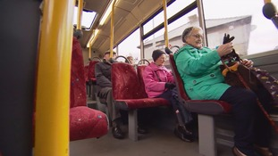 Pensioners say bus cutbacks will