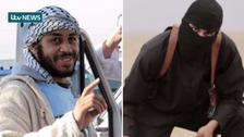 ITV News Exclusive: The two extremists in Jihadi John's British terror cell