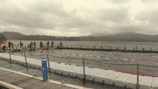 Tourism boost as swimmers descend on Lake District