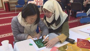 Mosques across Wales take part in open day to encourage people to find out more about Islam