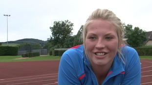 Borders girl hopes for 2016 Paralympic Games