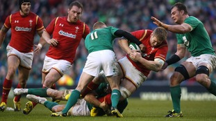 Wales draw with Ireland in Six Nations opener