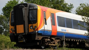South West Trains services are facing disruption following the overnight storms.