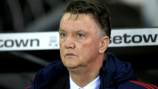Van Gaal hits back at media over Man United future