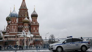 The suspects were planning terror attacks in Moscow, according to Russian media