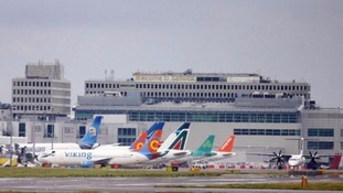 Gatwick one of Europe's fastest growing airports