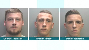Three men sentenced for 'evil' killing of schoolboy Jordan Watson