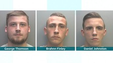 Three men sentenced for 'evil' killing of schoolboy Jordan Watson