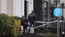 Continuity IRA 'claims responsibility for Dublin hotel gun attack'