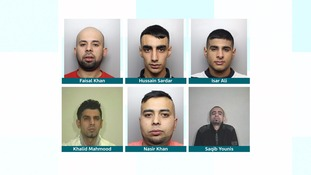 Gang jailed for raping same Keighley schoolgirl