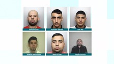 Gang jailed for raping schoolgirl from Keighley