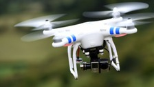 Flying Squad: Police could use eagles to take down illegal drones