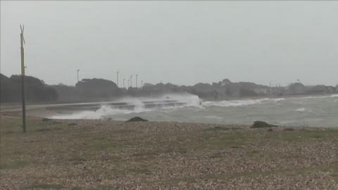 Stokes_Bay_Storm